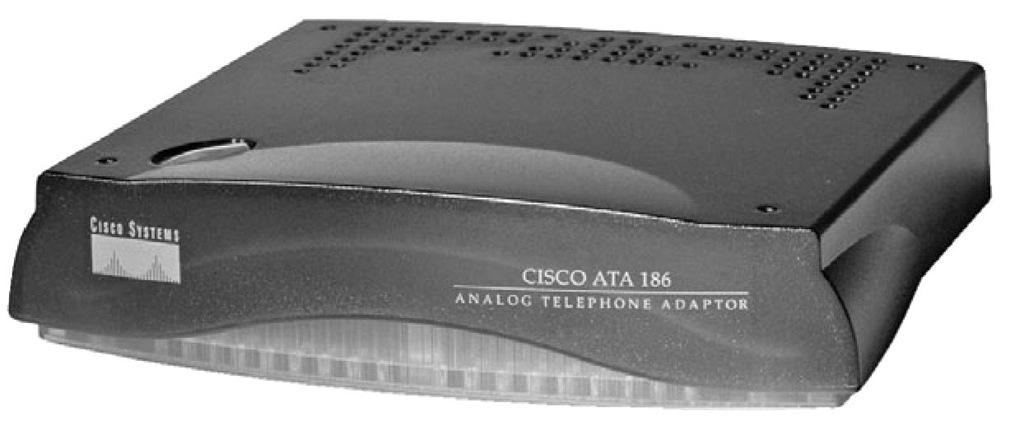 Cisco ATA 186