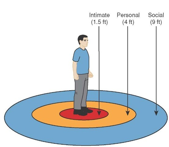 proxemics the study of personal space essay Title length color rating : personal space and eye contact essay - study of personal space is important proxemics behavior is not just one form of self-defense, is.