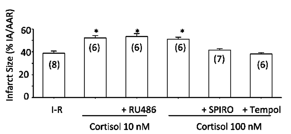 relationship between cortisol and aldosterone levels