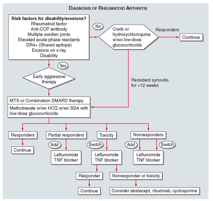 Leflunomide Methotrexate Rheumatoid Arthritis