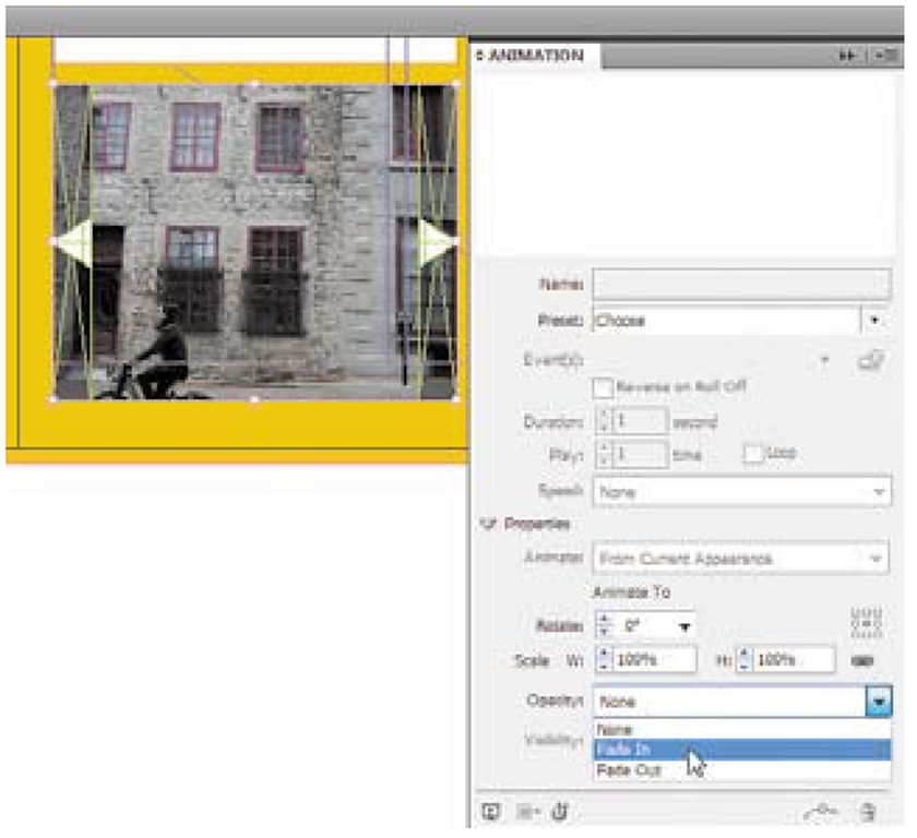 creating an indesign file from a pdf document