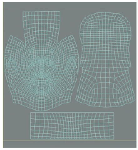 UV Mapping is a Coordinate System that Specifies How a 2D image is Applied to a 3D Model.