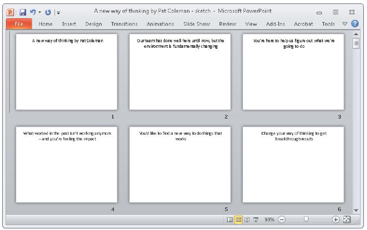 Storyboard Template Powerpoint. balsamiq vs powerpoint ...