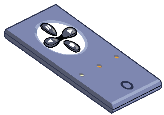 Remote control devices offer presenters the ability to advance the slides of a PowerPoint presentation without using the keyboard.