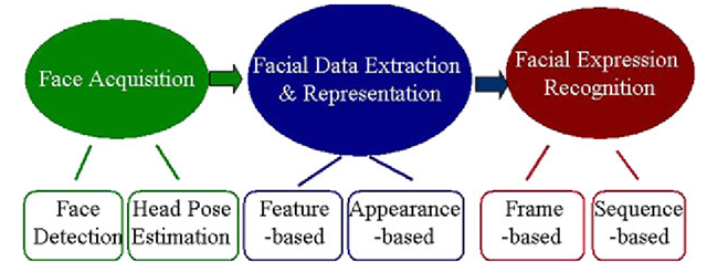 Basic structure of facial expression analysis systems