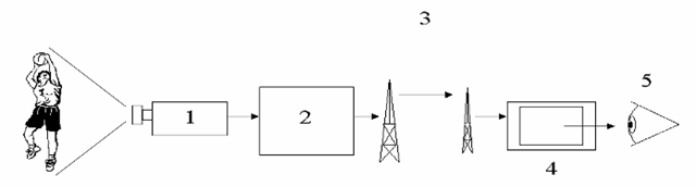 The elements of any imaging system include: (1) the image source, in this case a real object as seen by an image capture device (a camera); (2) image processing; (3) image storage and transmission; (4) image display; and (5) last but certainly not least, the viewer. As the entire purpose of an imaging system is to deliver visual information to the viewer, the viewer becomes the most important factor in the entire system, and dictates the required performance of the rest of the chain.