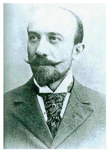 Georges Melies circa 1890.