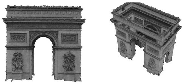 ARC3D: A Public Web Service That Turns Photos into 3D Models