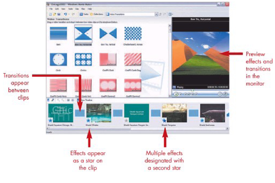 how to allow something to open in windows movie maker