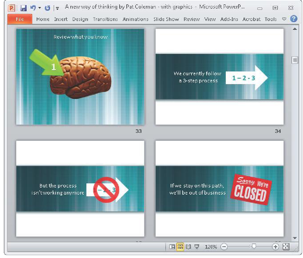 adding graphics to your slides using microsoft powerpoint part 4