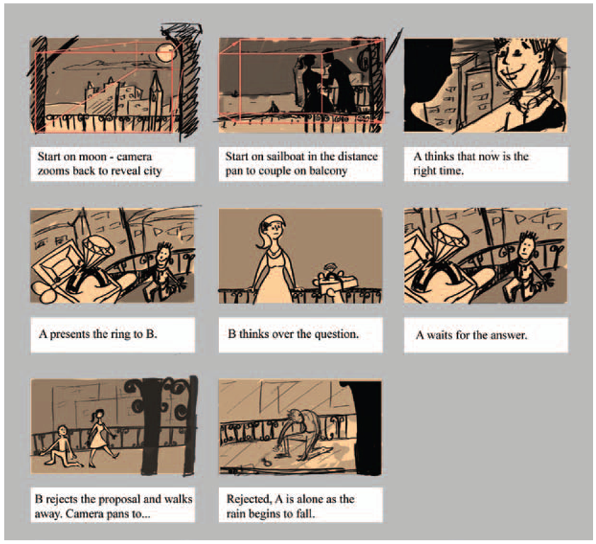 Thumbnail storyboard for version 2.