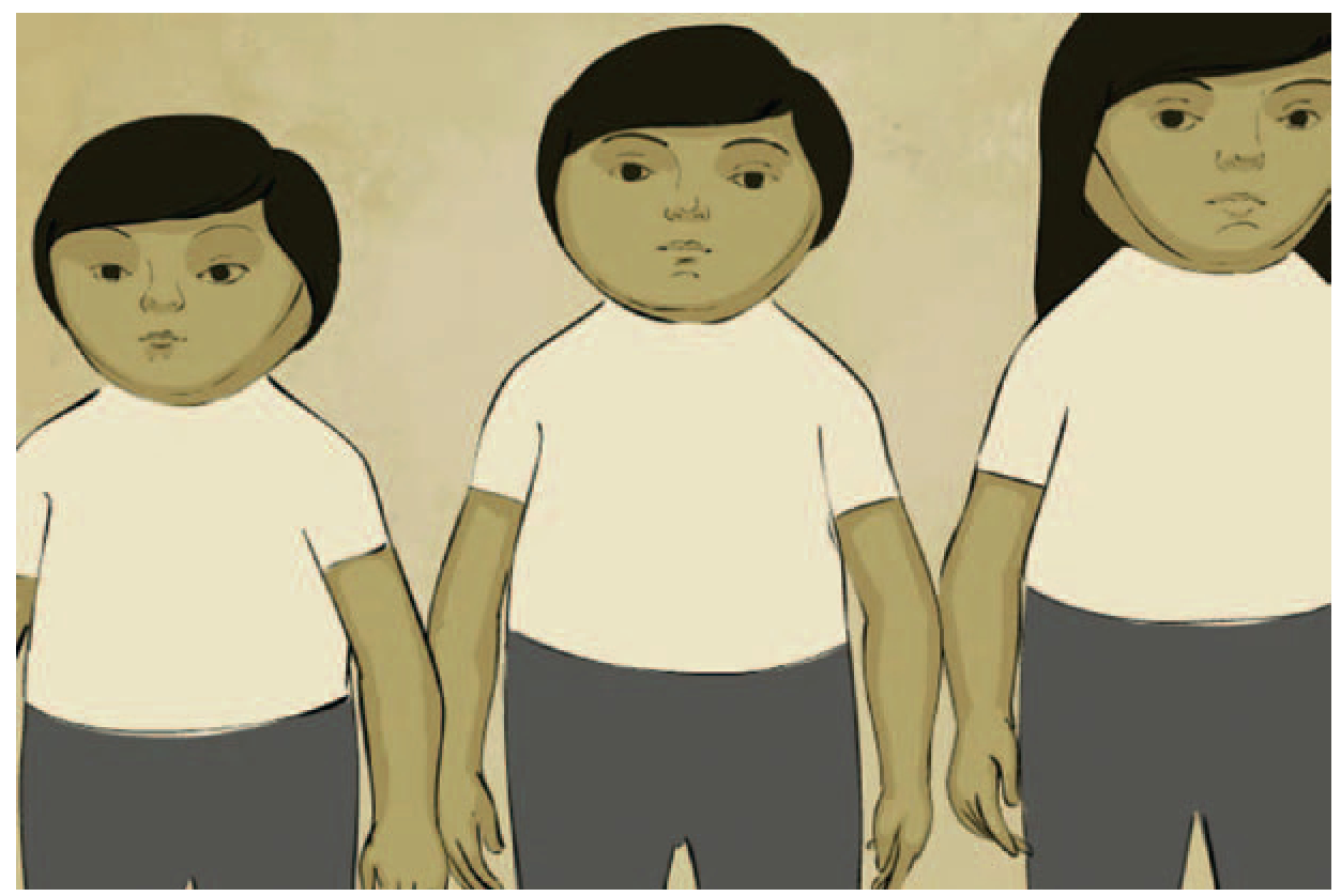 2d characters with 3d parts 2d leads hybrid animation integrating