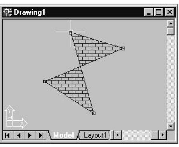 Drawing Lines In Userform : Drawing freeform shapes macro izing solid areas autocad