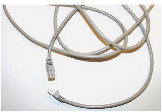 CAT5 is a type of cable that can be used to connect one computer to another to create a network.