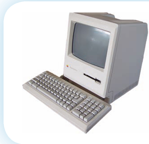 The introduction of the Macintosh and GUI opened the way to a new world of computer use.