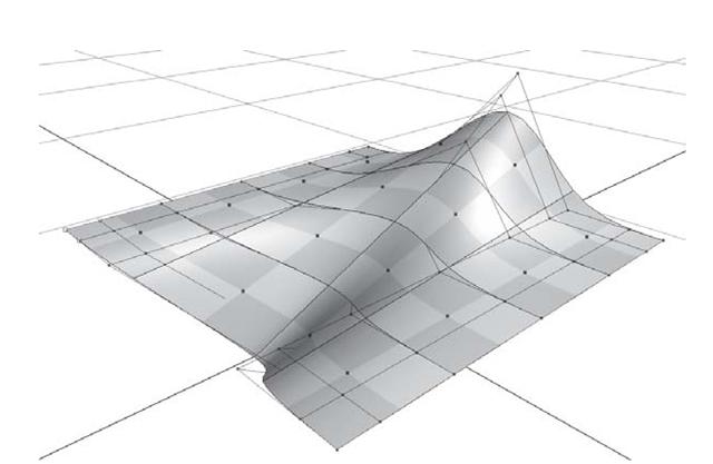 NURBS surface