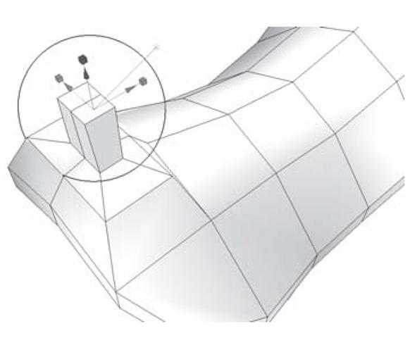 how to add polygons maya