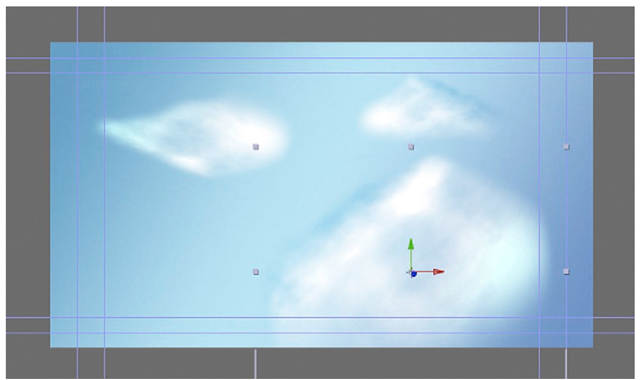 Tutorial: Creating a Title Sequence with a Virtual Camera